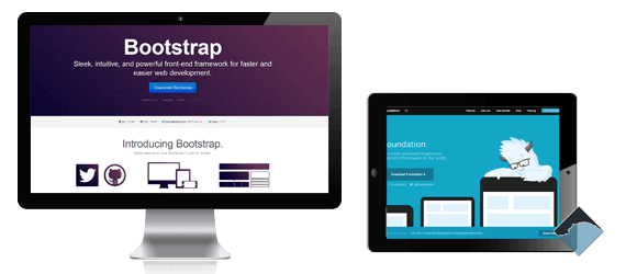 Bootstrap Foundation Joomla Template