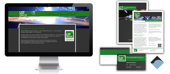 Webdesign LST Krause