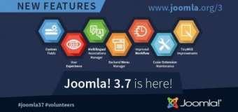 Joomla 37 Update