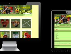 Webdesign Lusimate Yerbamate
