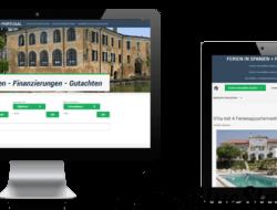 Webdesign Spanien Immobilien